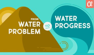 Looks Like There's Hope For Water Progress - Infographic
