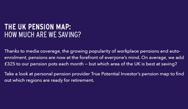 Pensions In The UK - Infographic