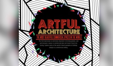 The World's Most Beautiful Architecture In Commercial Spaces - Infographic
