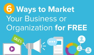 6 Smart Marketing Ideas That Are Also No-Cost - Infographic