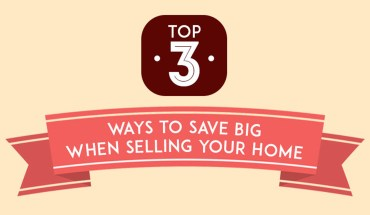 How to Save Money While Selling Your House - Infographic