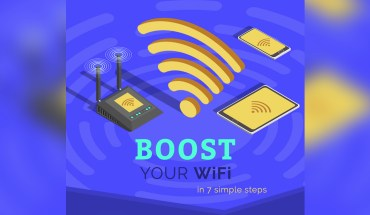 7 Ways to Boost Your Wi-Fi - Infographic