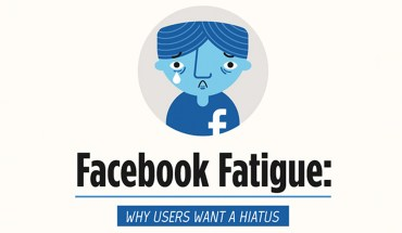 All About Facebook Fatigue - Infographic