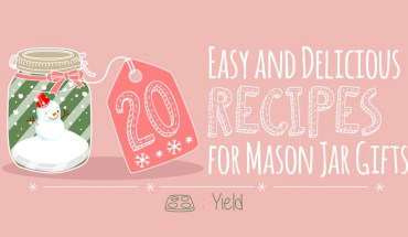 Gifting Mason Jars: 20 Delicious Ideas - Infographic