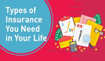What Types of Insurance You Should Definitely Have - Infographic