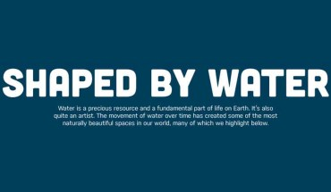 Water: The Supreme Artist - Infographic