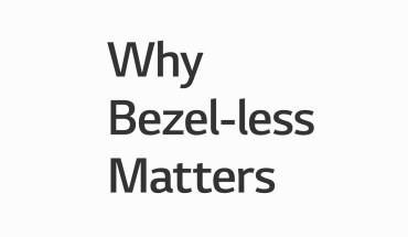 The Future Trend of Bezel-less Smartphones: It's Happening Now! - Infographic