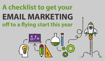 How to Create a Winning Email Marketing Campaign: A 4-Point Checklist - Infographic