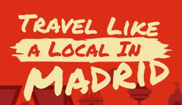 How to See Madrid Like a Local - Infographic