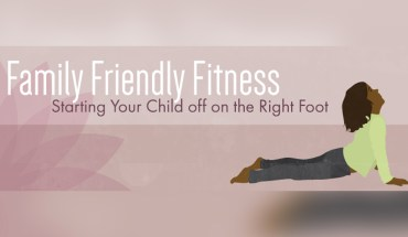 Make Fitness a Family Game: Beat Childhood Obesity - Infographic