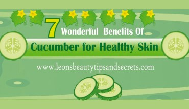 Why Cucumber is the Ultimate Product for Healthy Skin - Infographic