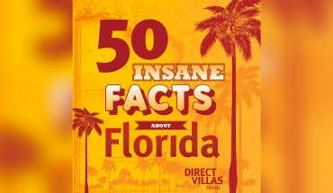 50 Florida Facts: Some Crazy, Some Cool! - Infographic