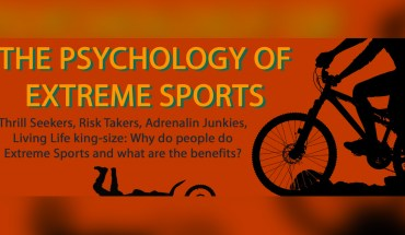 Extreme Sports: Self-Expression or Thrill-Seeking? - Infographic