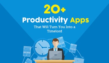 How to Become a Productivity Magician: Apps that Do the Trick! - Infographic
