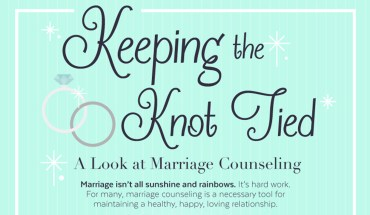 Protecting the Marriage Knot: Marriage Counseling - Infographic
