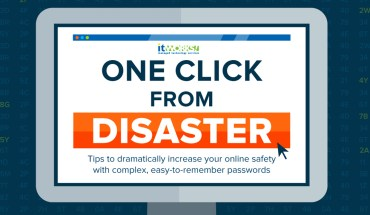 Cyber-Criminals Can Break Passwords in Seconds! How to Boost Your Password Safety - Infographic