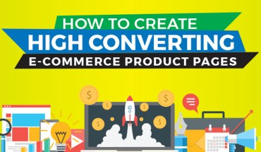How to Create a High-Conversion E-Commerce Website - Infographic