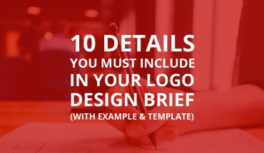 Get the Perfect Logo for Your Company: How to Write a Great Logo Design Brief - Infographic
