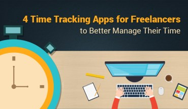 Time is Money: 4 Time-Tracking Apps that Help Freelancers Boost Productivity - Infographic