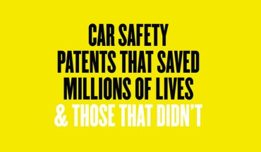 Making Cars Safe: The Complete Patent Story - Infographic