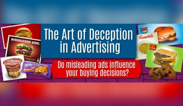 Ads Vs Reality: How Misleading is Advertising? - Infographic