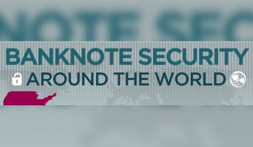 Banknote Security: Unique Design Features in Different Currencies - Infographic