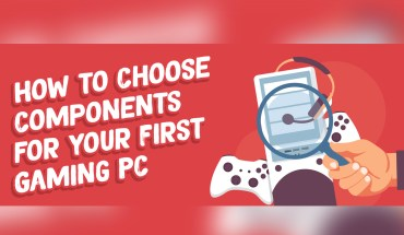Want to Build Your First Gaming PC? Here's Your How-To Guide! - Infographic