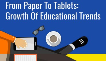 From Past to Future: Changing Paradigms of Education - Infographic