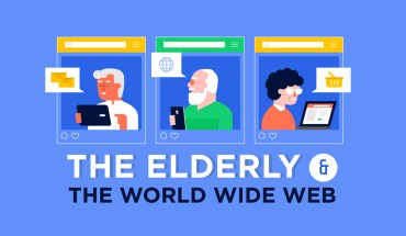 Who Says the Internet is Just for the Young?! - Infographic