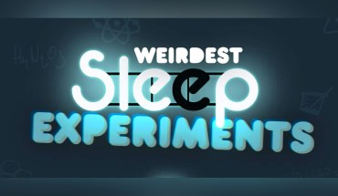 Heights of Evil and Weird: Senseless Sleep Experiments - Infographic