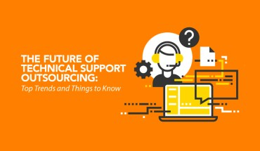 Net-Based Technical Support Outsourcing: Now and Emerging Trends - Infographic