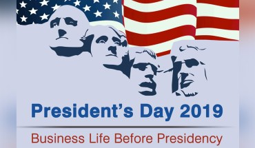 President's Day 2019 - Infographic