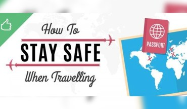 How to Stay Safe If Traveling to Unsafe Cities and Countries - Infographic