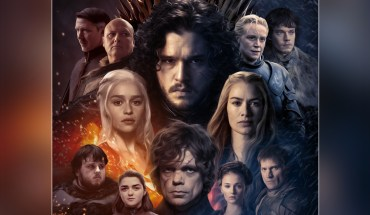 Who Are the True Main Characters in Game of Thrones? What the Data Says! - Infographic