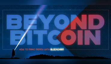 Beyond Bitcoin: Making Money On Blockchain - Infographic