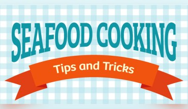How to Perfectly Cook a Gourmet Seafood Meal: Tricks and Tips - Infographic