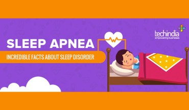 Sleep Apnea Disorder: The Hard Facts - Infographic