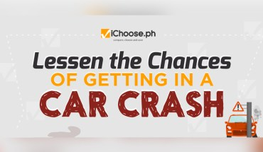 Lessen the Chances of Getting in a Car Crash - Infographic