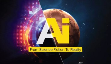 AI: From Science Fiction to Reality - Infographic