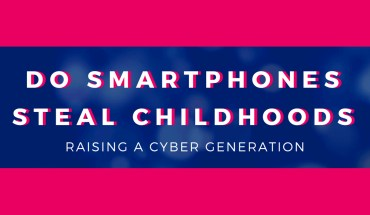 Children Owning Smartphones: What's Your Viewpoint? - Infographic