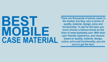 Why Mobile Cases are an Essential Accessory - Infographic