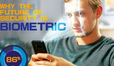Is the Future of Security is Biometric? - Infographic