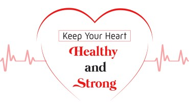 6 Rules for a Healthy, Strong Heart - Infographic