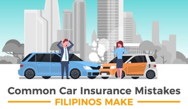 Common Car Insurance Mistakes Filipinos Make - Infographic