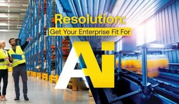 Enterprise AI Resolutions - Infographic