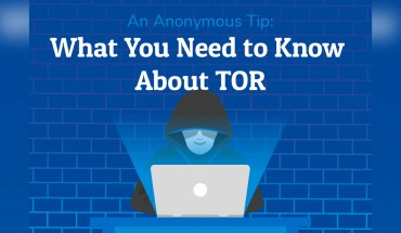 Creating Layered Protection Like Onions: Everything You Need to Know About TOR - Infographic