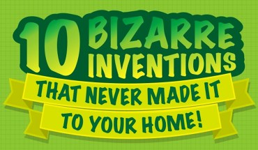 10 Eccentric Inventions That Almost Made It To The Markets