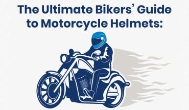The Ultimate Riders' Handbook to Motorcycle Helmets