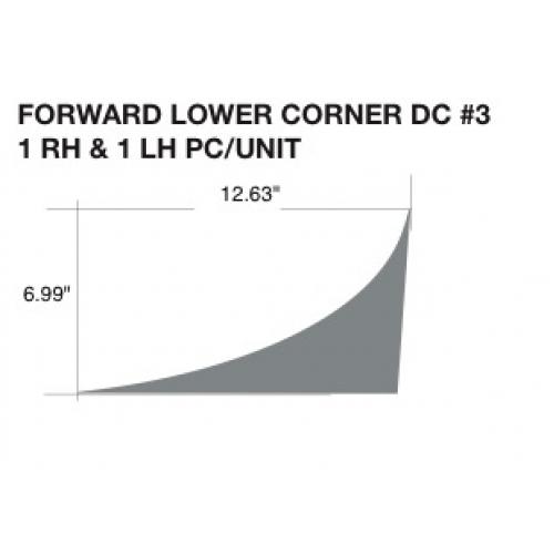 Open Range 2008 Forward Lower Corner (Left and Right Hand