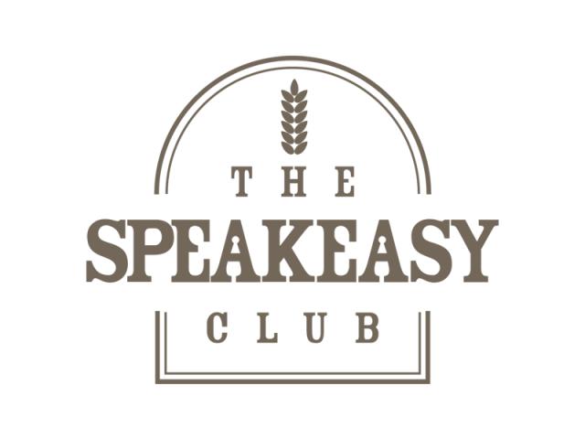 Logo for the Speakeasy Club